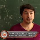 Eduardo Peinado, en Factor Ciencia de Canal 11