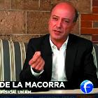 De la Macorra presenta proyecto DESI en México