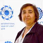 Cecilia Noguez, en Agencia de Noticias del Conacyt