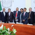 Menchaca, asesor para redactar constitución de la CDMX