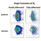 Analizan comportamiento de las antipartículas en procesos de ionización