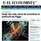 Cada vez más cerca de encontrar la partícula de Higgs