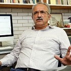 Víctor Romero habla sobre olimpiadas de física en La Crónica