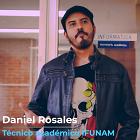 Daniel Rosales, el arquitecto web del IFUNAM