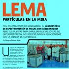 LEMA: Partículas en la mira